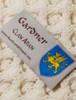 Gardner Clan Scarf - Label