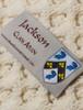 Jackson Clan Scarf - Label