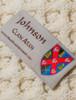 Johnson Clan Scarf - Label