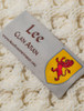Lee Clan Scarf - Label