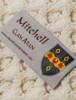 Mitchell Clan Scarf - Label