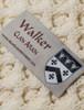 Walker Clan Scarf - Label