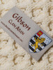 Gibson Clan Scarf - Label