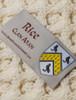 Rice Clan Scarf - Label