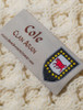 Cole Clan Scarf - Label