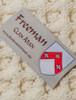 Freeman Clan Scarf - Label