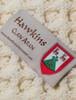 Hawkins Clan Scarf - Label