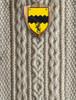 Morris Clan Aran Throw