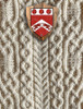 Thomas Clan Aran Throw