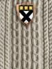 Johnston Clan Aran Throw