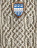 Spencer Clan Aran Throw