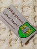 O'Shaughnessy Clan Aran Poncho - Label