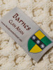 Barnes Clan Scarf - Label