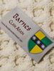 Barnes Clan Scarf - Label