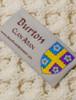 Burton Clan Aran Poncho - Burton