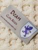 Dean Clan Scarf - Label