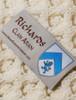 Richards Clan Scarf - Label