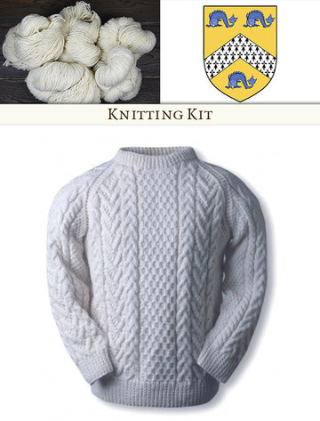 Regan Knitting Kit