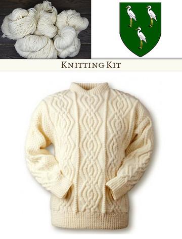 Ahern Knitting Kit