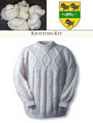 Sweeney Knitting Kit