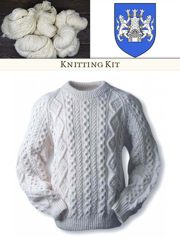 Kelly Knitting Kit