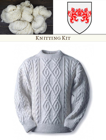 O'Neill Knitting Kit