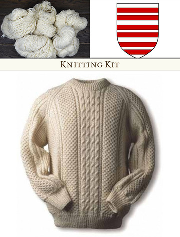 Barry Knitting Kit