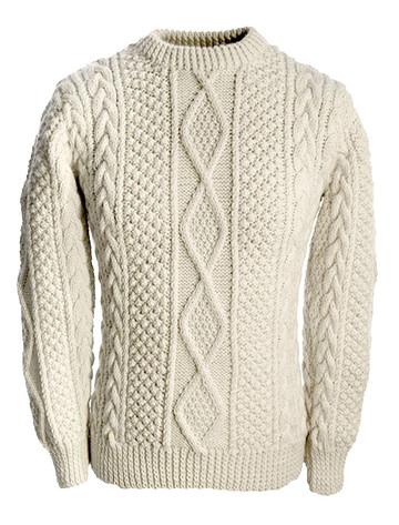 Burke Clan Sweater