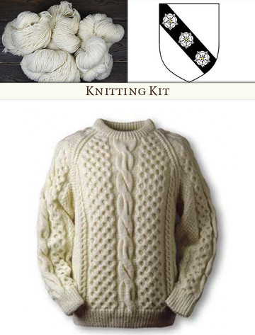 Carey Knitting Kit