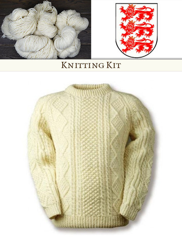 Coughlan Knitting Kit