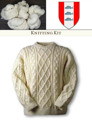 Delaney Knitting Kit