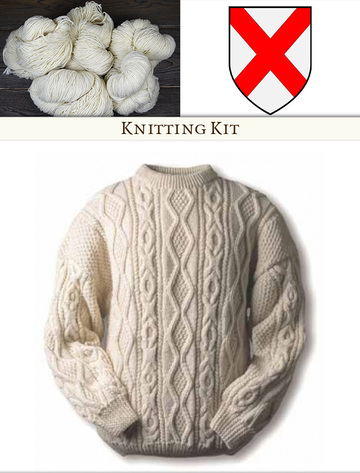 Fitzgerald Knitting Kit