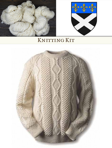 Fitzpatrick Knitting Kit