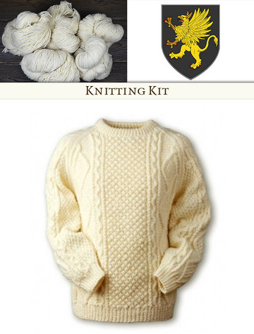 Griffin Knitting Kit