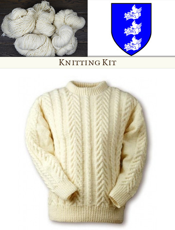 Healy Knitting Kit