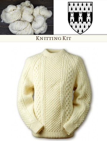 Higgins Knitting Kit