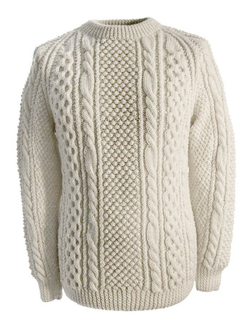 Higgins Clan Sweater