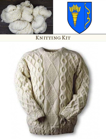 Maloney Knitting Kit