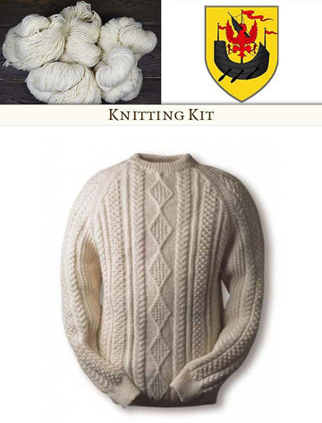 Mc Donald Knitting Kit