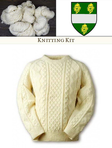 Mc Kenna Knitting Kit