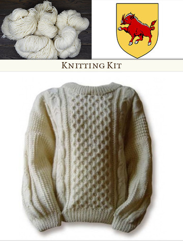 O'Malley Knitting Kit