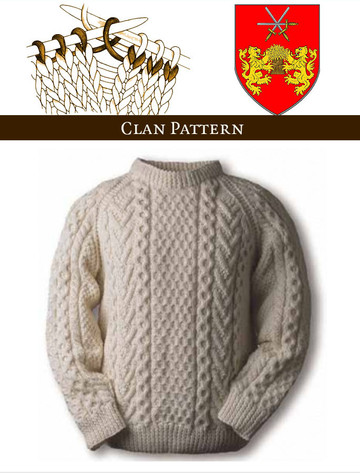 Brennan Knitting Pattern