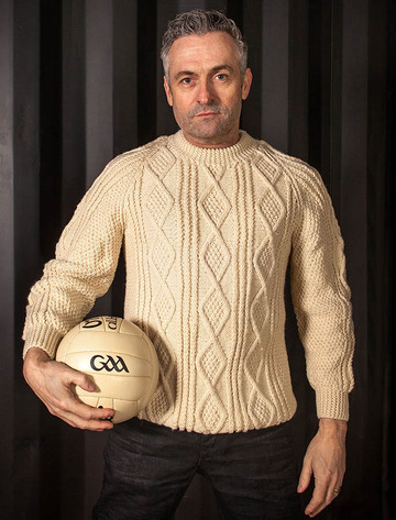 ClanAran Sweater