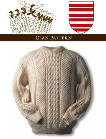 Barry Knitting Pattern