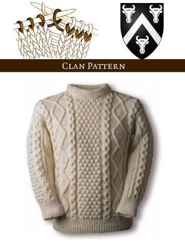 Buckley Knitting Pattern