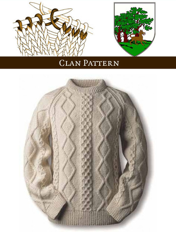 Callaghan Knitting Pattern