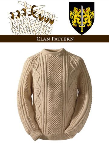 Carroll Knitting Pattern
