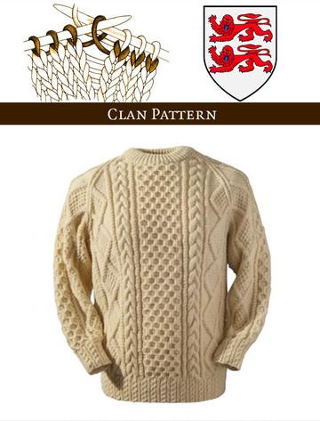 Clancy Knitting Pattern