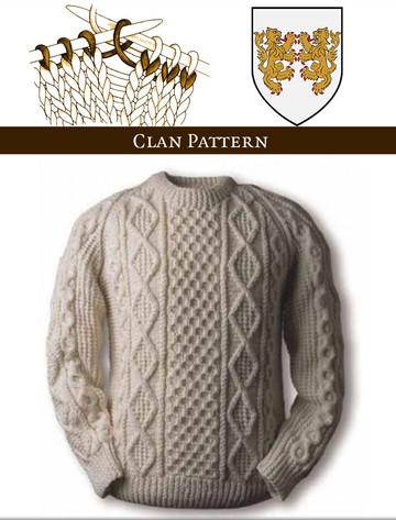 Collins Knitting Pattern
