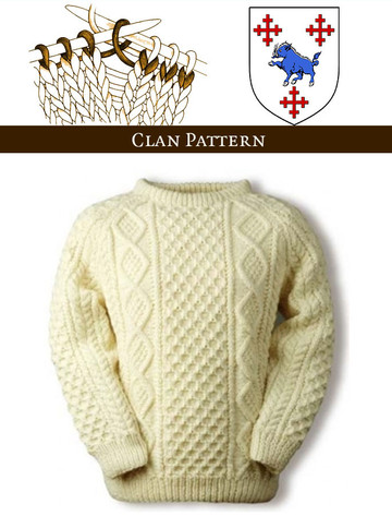 Crowley Knitting Pattern